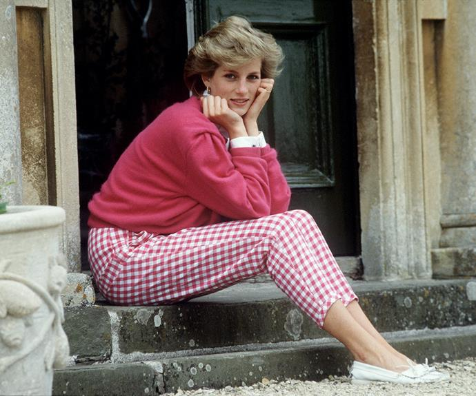 """**Diana, Princess of Wales** <br><br> [Before her tragic death in 1997](https://www.nowtolove.com.au/royals/british-royal-family/princess-diana-anniversary-40270
