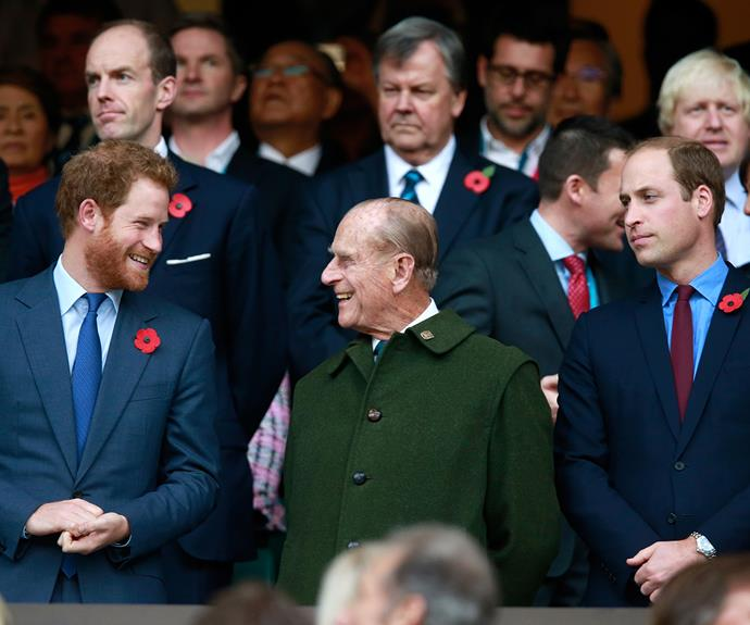 Prince Harry will appear alongside his royal relatives in a tribute to Prince Philip.