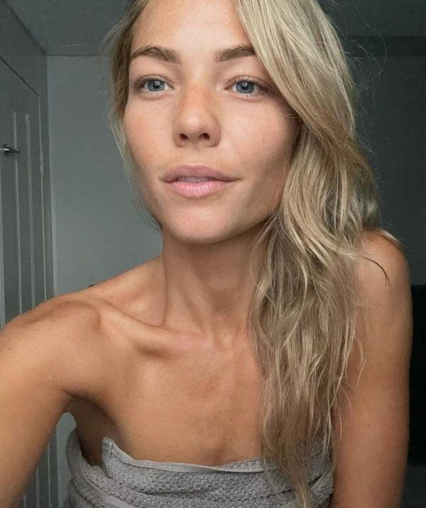 """**Sam Frost** <br><br> The *Home and Away* star is famously open about her mental health, and she even started her own initiative called [*Believe by Sam Frost*](https://www.believebysamfrost.com/