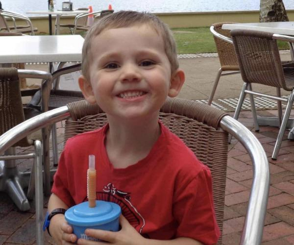 No trace of William has ever been found and no suspect charged.