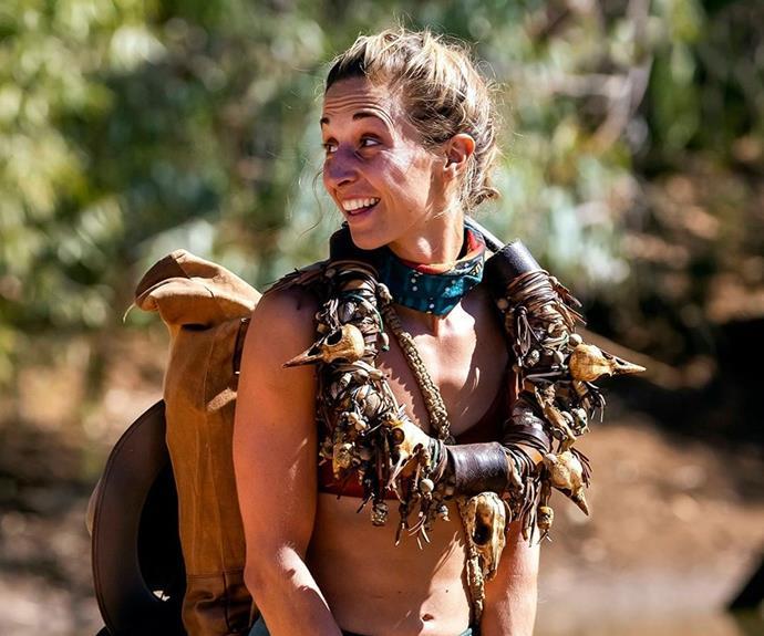 Hayley Leake is 2021's Sole Survivor!