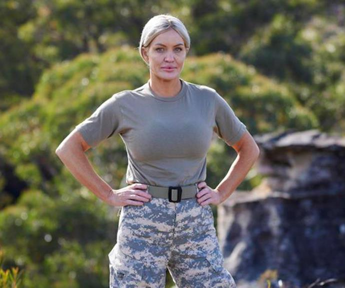 """[Brynne Edelsten voluntarily withdrew herself](https://www.nowtolove.com.au/reality-tv/sas-australia/sas-australia-2021-brynne-edelsten-69075 target=""""_blank"""") from the course on day one after a brutal """"beasting"""" where the celebs were required to plank while carrying their 20kg bags on their backs. <br><br> """"I've lived a very high life but there's also times where I've struggled so I'm mentally strong but I don't have physical strength,"""" she said after quitting the show.  <br><br> """"Even though I'm disappointed I'm leaving I know I need to because my body is not strong enough to be doing these things but I have no regrets about this. If anything it encourages me to work to see what I can do in the future."""""""