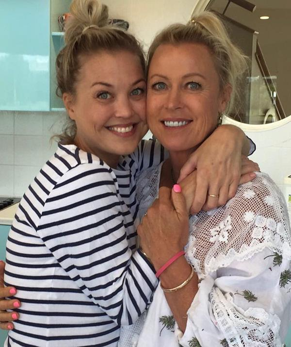 Lisa Curry has led the tributes to her late daughter Jaimi.