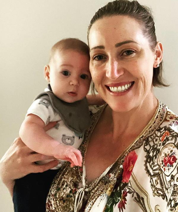 Baby number four! The Olympian-turned-doctor and her husband Paul Gatward, 52, welcomed Charles Brian Pittman-Gatward in November last year.