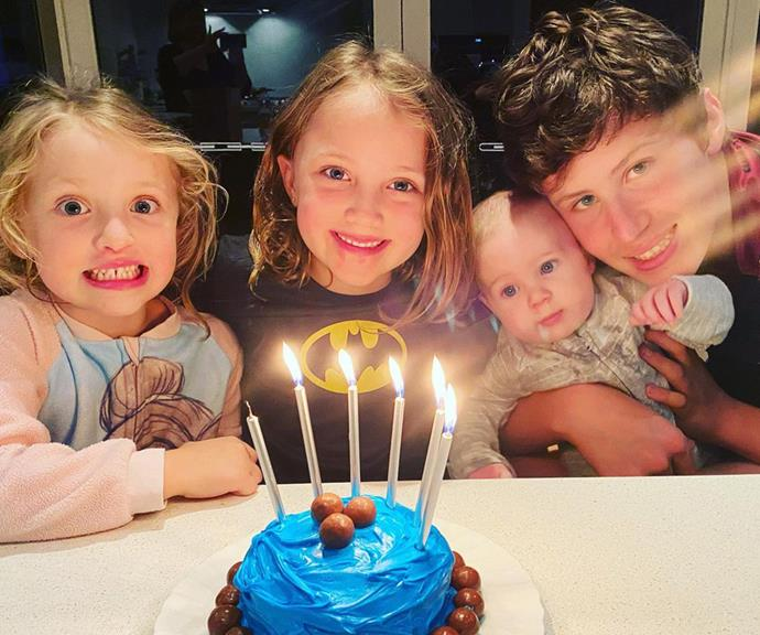 """Jana's first daughter, Emily, celebrated her sixth birthday in April surrounded by her siblings. <br><br> """"Time goes so fast. Emily is 6 today. My little miracle girl. Best decision of my life to take the #solomum journey and have you my darling. Such a fabulous little lady,"""" the proud mum wrote. <br><br> The athlete welcomed Emily via an anonymous sperm donor and IVF in 2015. At the time of her birth, Jana was a student obstetrician in training so [delivered the baby herself](https://www.nowtolove.com.au/celebrity/celeb-news/jana-pittmans-little-miracle-i-gave-birth-my-way-23834