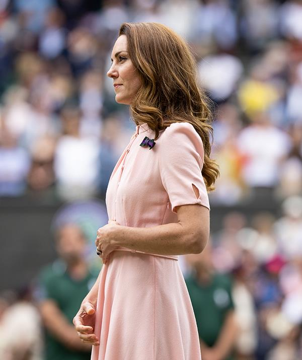 Could Kate be pregnant again? Only time will tell.