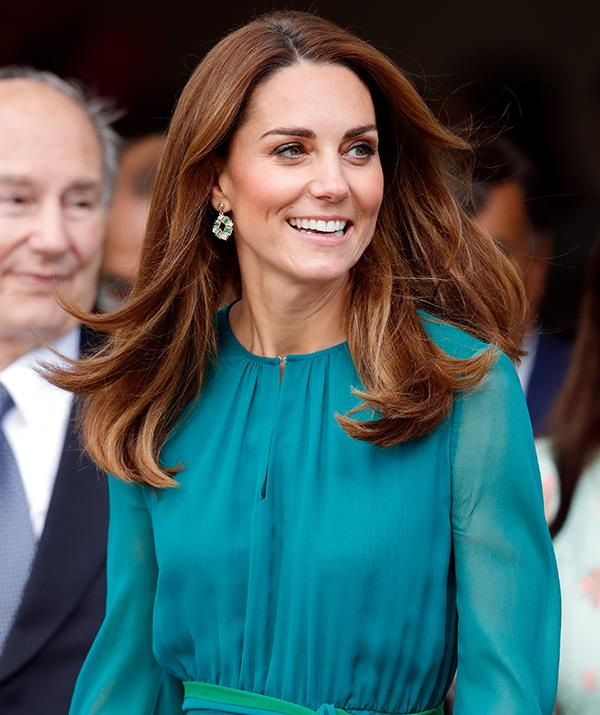 Catherine has been absent from royal duties for more than 60 days.