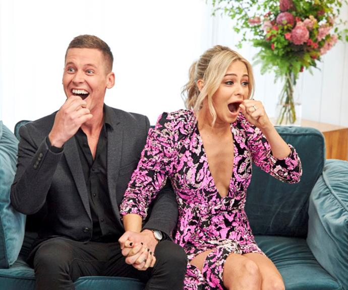 Cairns couple Tess and Luke Struber pocketed a huge $730,000 when their St Kilda terrace sold for $3.62 million, making them the winners of The Block 2019.
