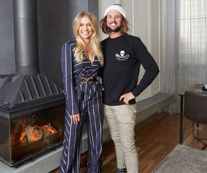 Tradie Josh Barker and his model girlfriend Elyse Knowles took out The Block back in 2017 with a whopping prize money of $547,000.