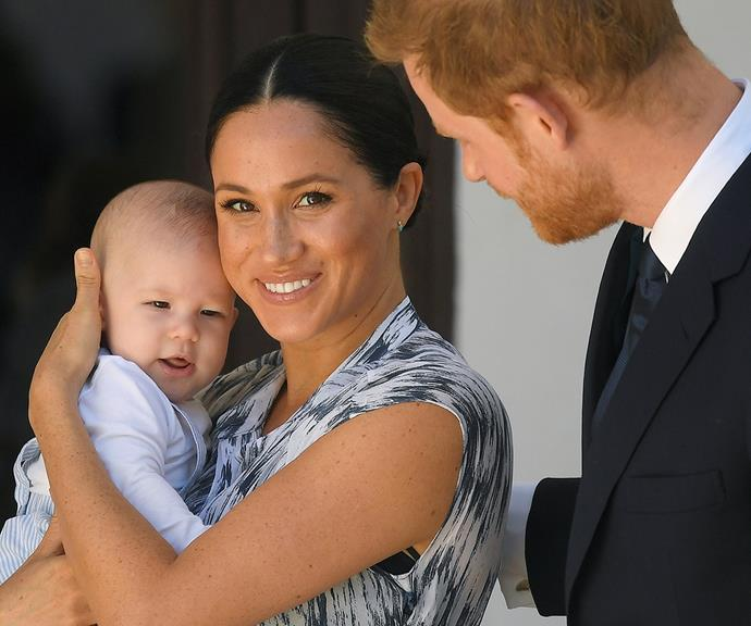 Prince Harry and Meghan Markle have chosen not to introduce their children to Thomas Markle.