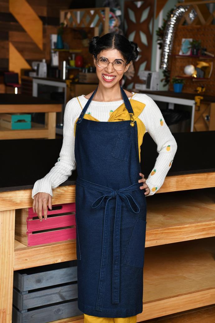 Rehana, 32, graphic designer, NSW