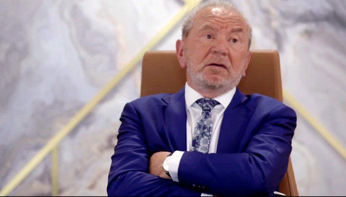 Lord Sugar is returning for *Celebrity Apprentice*!