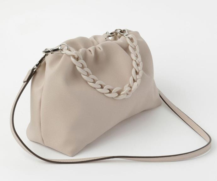 """[Shop the **Piper Fresno Stone Zip-Top Clutch** on sale for $53.97 from Myer.](https://fave.co/398qAAT target=""""_blank"""" rel=""""nofollow"""")"""