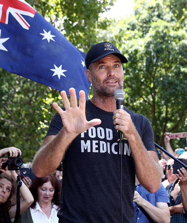 Controversial celebrity chef Pete Evans will reportedly appear on the 2022 season of *SAS Australia*.
