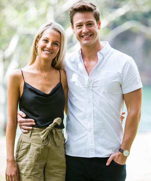 The 26-year-old, who shot to fame on Matt Agnew's season of *The Bachelor* in 2019, took to Instagram to share her decision to put down the bottle.