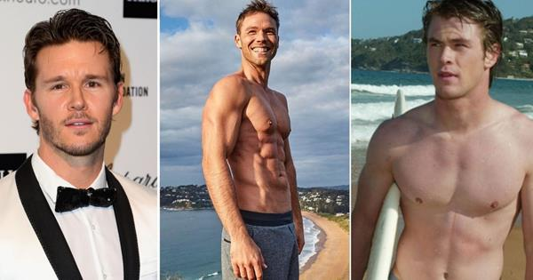 Get thirsty over the hottest Home and Away actors both past and present