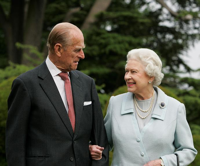Prince Philip died in April after more than seven decades of marriage to the Queen.