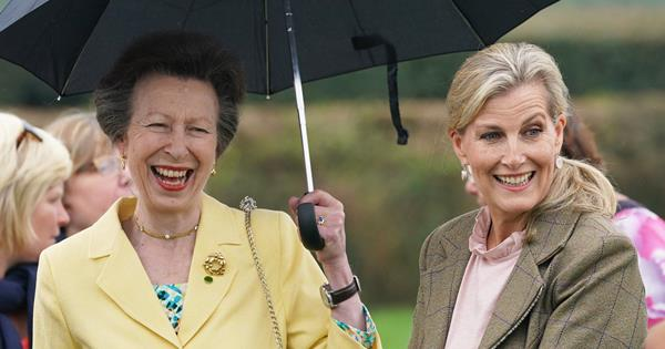 """Why """"distant"""" royals Princess Anne and Sophie, Countess of Wessex are growing closer"""