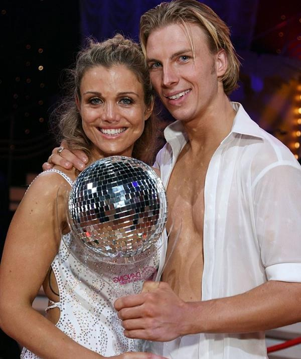 **Bridie Carter** <br><br> Actress Bridie Carter is ready to heat up the dance floor after she won season 7 in 2007, where she left the judges in total awe of her final dance. <br><br> Will she be able to take home the win once more? We'll just have to wait and see!