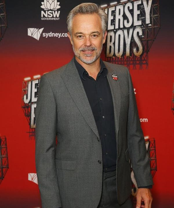 """**Cameron Daddo** <br><br> Coming in as one of the season's wildcards is none other than actor Cameron Daddo, who is set to shake things up on the dance floor. <br><br> """"Challenge myself? Don't mind if I do!! Nothing like stepping into a world I know NOTHING about! @dancingau #dancingAU @channel7 oh yes, stay with me here, there'll be plenty of giggles and adventures,"""" he said on Instagram."""