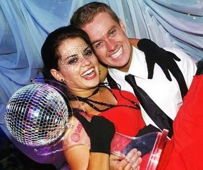 """**Grant Denyer** <br><br> Grant Denyer, who won the show back in 2006, will return for a second shot at the title, as well as 2007 winner, *McLeod's Daughters* star Bridie Carter. <br><br> """"When I did this 15 years ago it was one of the greatest experiences of my entire life, it's so magical,"""" Grant told Seven. <br><br> """"Last time it was so hectic that I barely remember it, so this time I just want to savour it."""""""