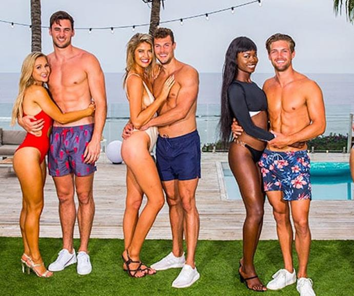 As fans will remember, there was no fresh season of *Love Island Australia* in 2020 due to the height of the pandemic. (Pictured: the 2019 cast)