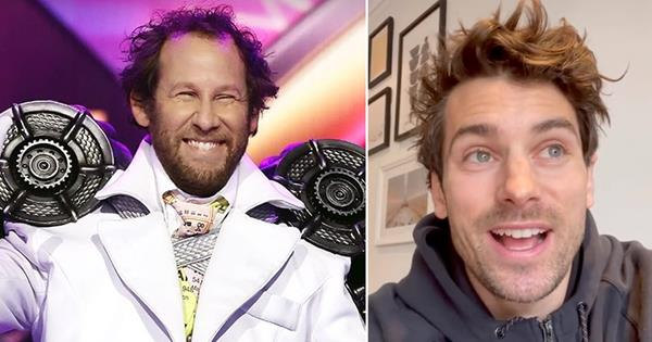 How Ben Lee tricked The Bachelor alum Matty J to hide his identity on The Masked Singer