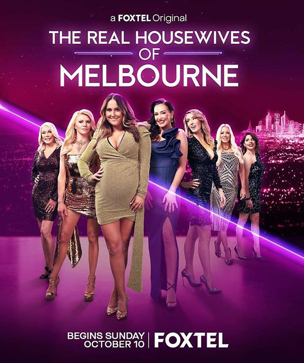 On Monday Jackie shared a promotional shot for the upcoming fifth season of the *Real Housewives of Melbourne*, which airs on October 10.