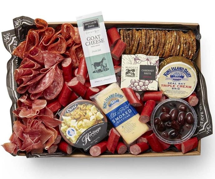"""[Shop the **From The Deli Grazing Platter** here for $55.](https://fave.co/3u2cTxi