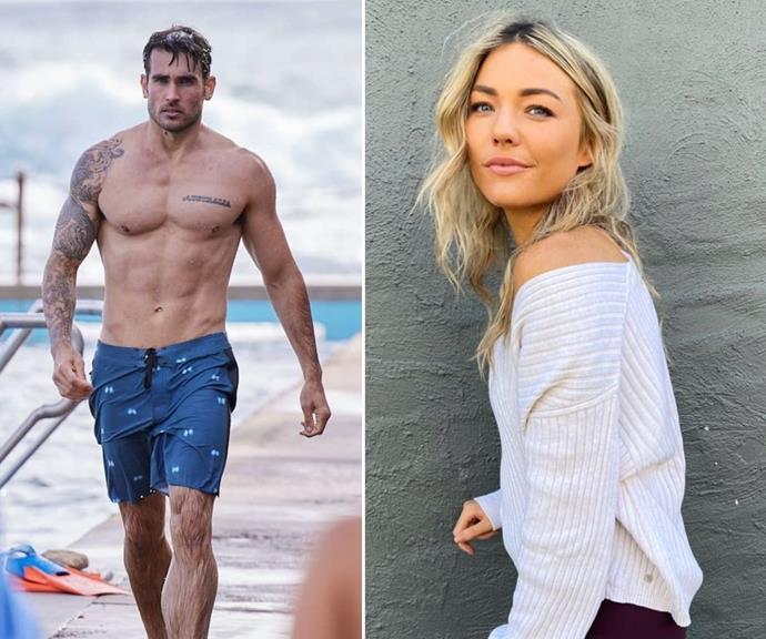 """Co-stars who banter together make television magic together! Sam Frost shared a behind-the-scenes video filmed by Nicholas Cartwright of the actors joking about Sam's facial hair. <br><br> Nicholas is behind the camera in the Instagram story as he films Sam, but the 32-year-old quickly warns him not to film so close to her face because she's rocking a monobrow and moustache. <br><br> """"Don't do it took close to my face. I've got lots of facial hair,"""" says Sam as Nicolas laughs in the background. <br><br> Sam captioned the video, """"@_nicholas_cartwright_ my monobrow &moustache is too hectic to be filming that close."""" <br><br> **Watch the hilarious moment below.**"""