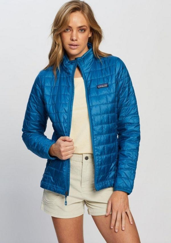 """Feel invigorated by this electric blue Patagonia Nano Puff Jacket, $299.95 from The Iconic. You can find it [here.](https://go.skimresources.com?id=105419X1569321&xs=1&url=https%3A%2F%2Fwww.theiconic.com.au%2Fnano-puff-jacket-women-s-1160618.html target=""""_blank"""")"""