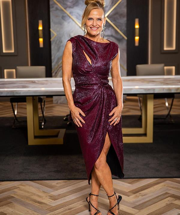 """[Not only was Shaynna crowned the winner of *Celebrity Apprentice* 2021](https://www.nowtolove.com.au/reality-tv/news/shaynna-blaze-celebrity-apprentice-meltdown-67863