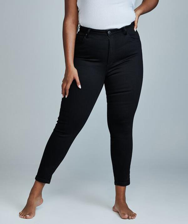 """[Shop the **Cotton On Adriana High Crop Skinny Jean** here on sale for $41.99.](https://fave.co/3hQPnyg