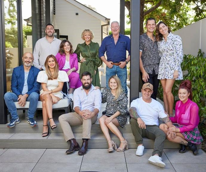 *The Block* has been criticised in the past for its tendency to only cast young, white, straight contestants, but in recent years has featured a more diverse line-up of Aussies.