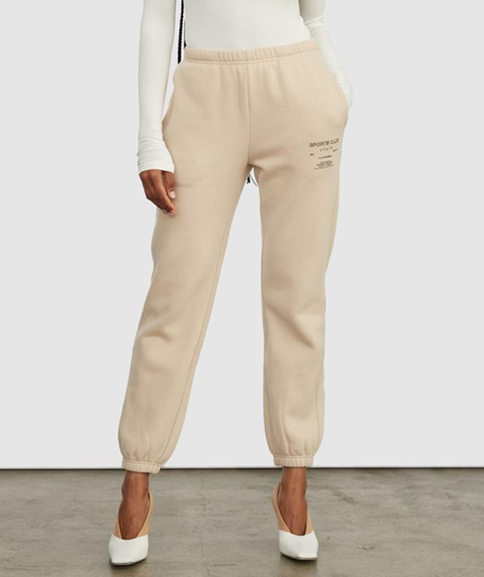 """[Shop the Atoir Bounce Track Pants here for $159.](https://fave.co/3EKYFFO target=""""_blank"""" rel=""""nofollow"""")"""