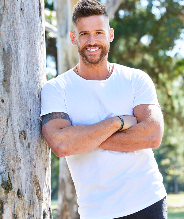 Since leaving *Home and Away* in 2017, Dan excited audiences by coming back for a cameo role earlier this year, reprising his beloved character of River Boy Heath Braxton.
