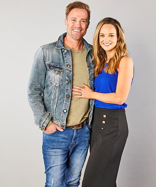 After their characters recently tied the knot on *Home and Away*, Penny McNamee and Ditch Davey are leaving the show.
