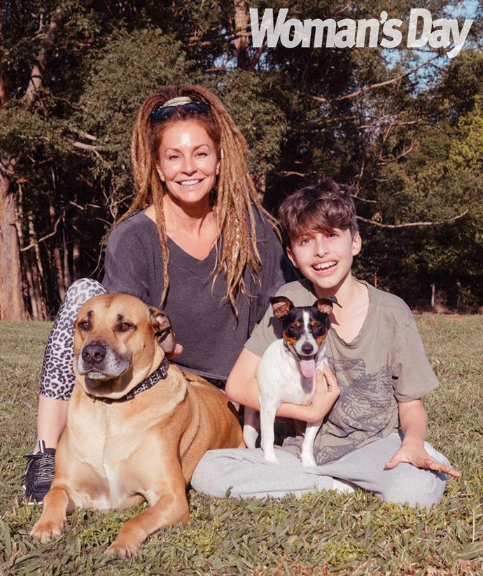 """""""A single mum, her son, two dogs and one big dream…"""""""