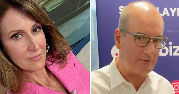EXCLUSIVE: Nat Barr and Kochie 'thought they were cruising' until Today's shock win over Sunrise
