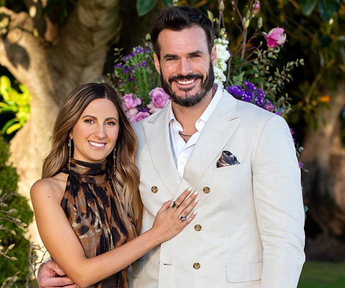 Locky Gilbert chose Irena Srbinovska in the nail-biting *Bachelor* finale last year, leaving runner-up Bella Varelis heartbroken.