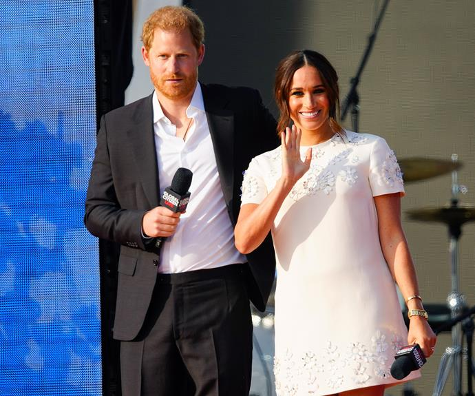 Prince Harry and Meghan, Duchess of Sussex have returned to work.