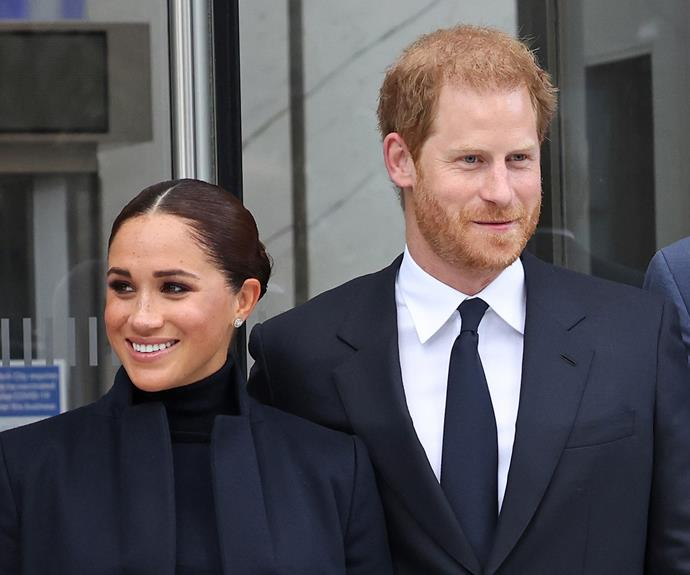The Duke and Duchess have chosen not to share photos of their daughter.