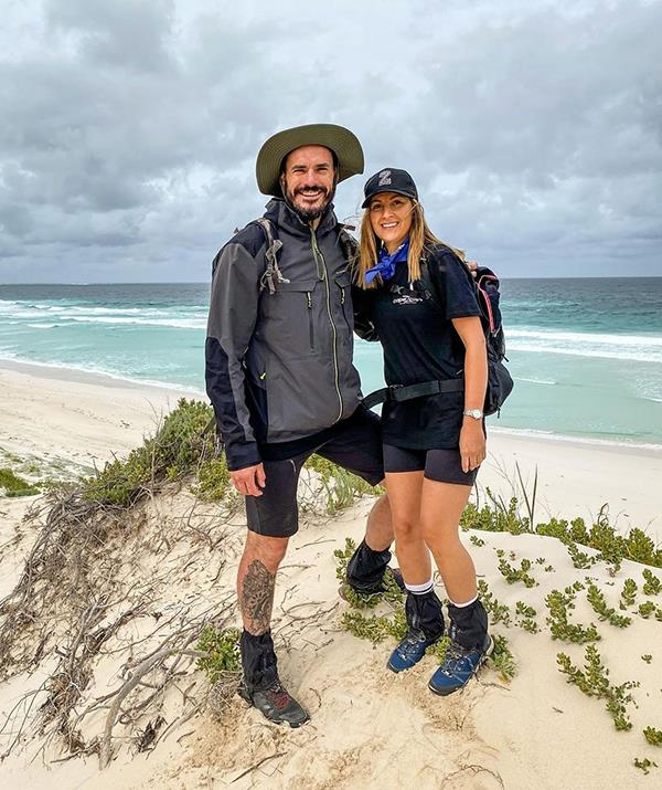 """Locky and Irena have spent the better part of the last year [travelling around Australia together.](https://www.who.com.au/locky-gilbert-annoys-irena-srbinovska target=""""_blank"""") <br><br> """"We're just travelling at the moment, we're still getting to know each other. I definitely want to marry Irena but when the proposal comes everyone will have to wait for that one,"""" Locky said in February."""