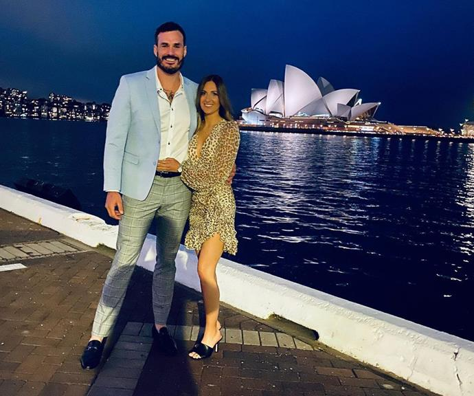 """The couple have previously said their road trip was """"crash course in getting to know each other"""". <br><br> """"When you're on the road with someone like this for so long, you really get to see the good, the bad and the ugly. But we've had an amazing time and know we'll be together forever,"""" Locky said."""