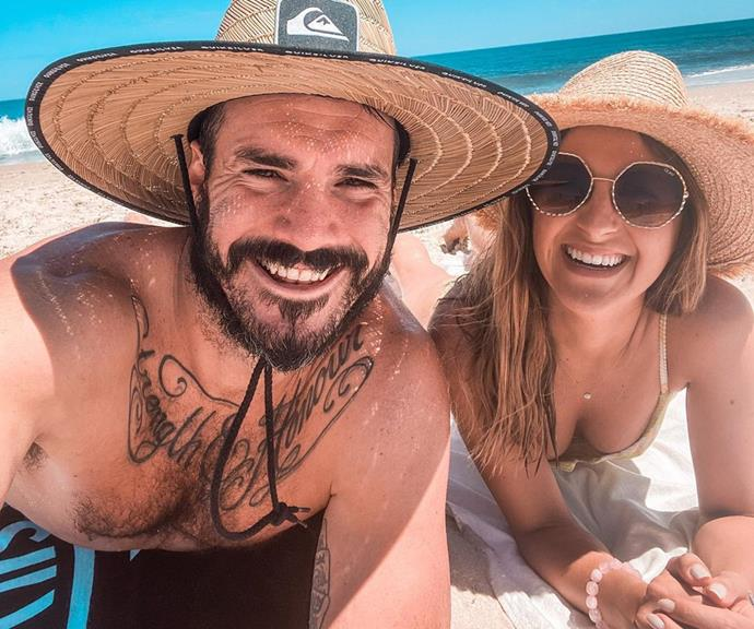 """After a whirlwind road trip around Australia, Irena moved from Melbourne to Perth after they were able to go public with their relationship last year. <br><br> """"We have spoken about getting engaged, pretty much planned our next five years already,"""" Irena told fans in June. <br><br> """"Ideally we would love two kids… Hoping for twins. Locky is super easy to talk to about marriage and babies, he is just as excited about our future as I am."""""""