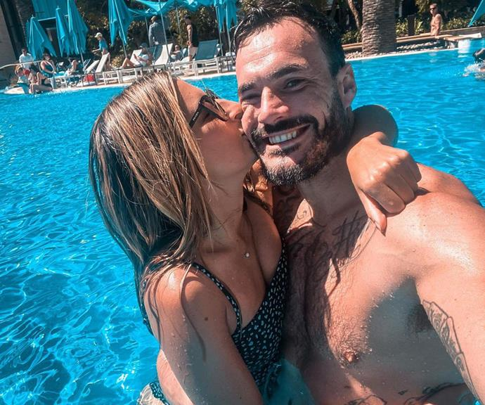 """The couple have also been through their fair share of rough times together, with Irena earlier this year revealing she [suffered a miscarriage.](https://www.who.com.au/the-bachelor-locky-irena-miscarriage target=""""_blank"""")  <br><br> """"During our first few months together I, unfortunately, suffered a miscarriage,"""" she told *WHO*. <br><br> """"But Locky was my absolute rock and having his support made me love him even more."""""""