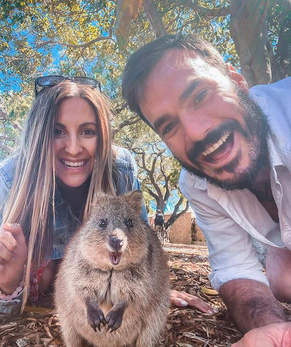 """Locky and Irena have been candid about backlash and trolling they have received online since the show wrapped. <br><br> """"We are just normal people and while we put ourselves in the spotlight, you never know what is going on in our lives that day,"""" the 31-year-old adventure guide said. <br><br> """"If you have to say something, then direct it at me, not my girl."""""""