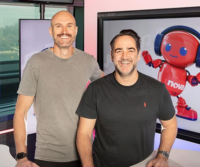 While Fitzy and Wippa acknowledge they're very different people, they have admitted their radio show wouldn't be as successful if they had too much in common.