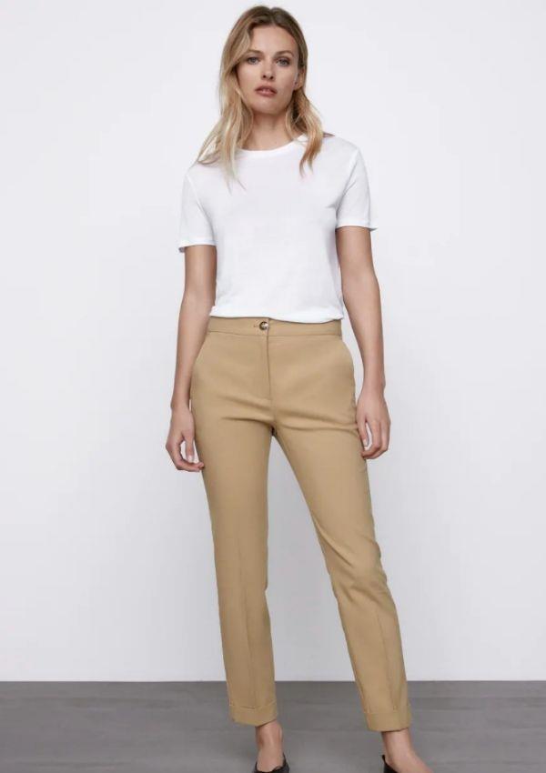 """Jogger Waist Trousers, $59.95, from [Zara.](https://go.skimresources.com?id=105419X1569321&xs=1&url=https%3A%2F%2Fwww.zara.com%2Fau%2Fen%2Fjogger-waist-trousers-p01608030.html%3Fv1%3D115792960 target=""""_blank"""")"""