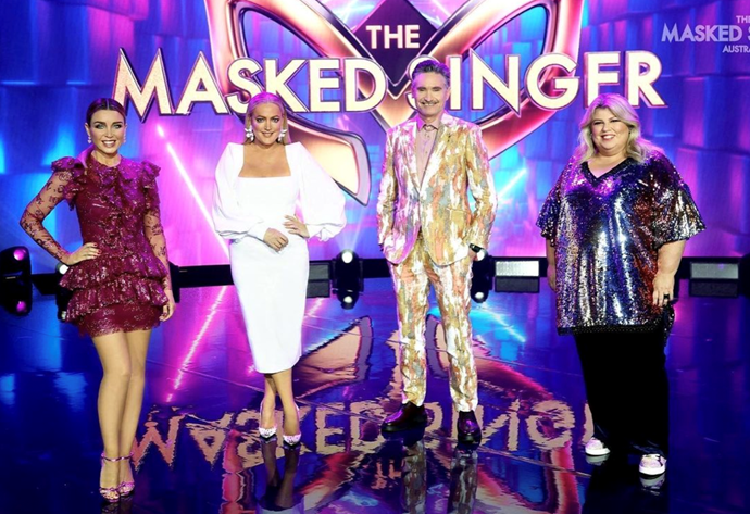 There's one name tipped to win season three of *The Masked Singer*.